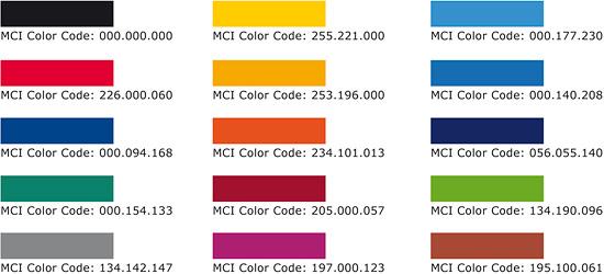 Trodat Multi Color Impression Design Stamp Impressions